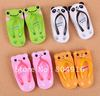 FIRST LINE Cute Creative Slipper Shaped School Pencil Eraser  2pcs/pack ST0286