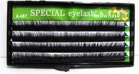 A-487 4 stripes BAISIDA 5 boxes 0.07 C curl 6mm, 8mm 10mm 12mm  false eyelashes eyelash extension Wholesale! Free shipping !