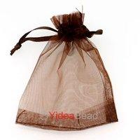 Cute Jewellery Pouch 50pcs Organza Wedding Favor Xmas Gift Bags 7x9cm 120412