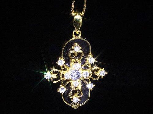 Necklace Diamond Jesus Cross Shape Real 2G 4G 8G 16G 32G Gift USB Flash Drive Pen Drive Memory Stick,Drop Shipping+Free Shipping(China (Mainland))