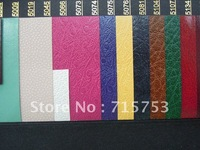 120g leatherette paper for gift wrapping