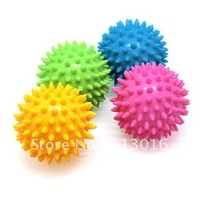 Free shipping color magic laundry ball strong decontamination magic dry clothes ball clothing wash protect clean ball