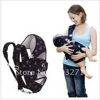 100% cotton six ecumenical multifunctional baby suspenders baby sleeping bag backpack sling,baby carrier-Free Shipping