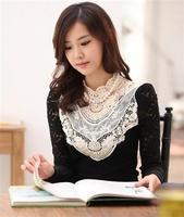 Женское платье 2013 spring/autumn lace patchwork slim V-neck long sleeve one-piece women sexy dress 3392FWG
