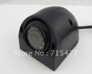 Side View Camera Waterproof IR CCD g Camera for Bus(China (Mainland))