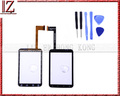 For HTC Wildfire S G8S A510E G13 touch screen digitizer MOQ 1 pic/lot free shipping 7-15 days