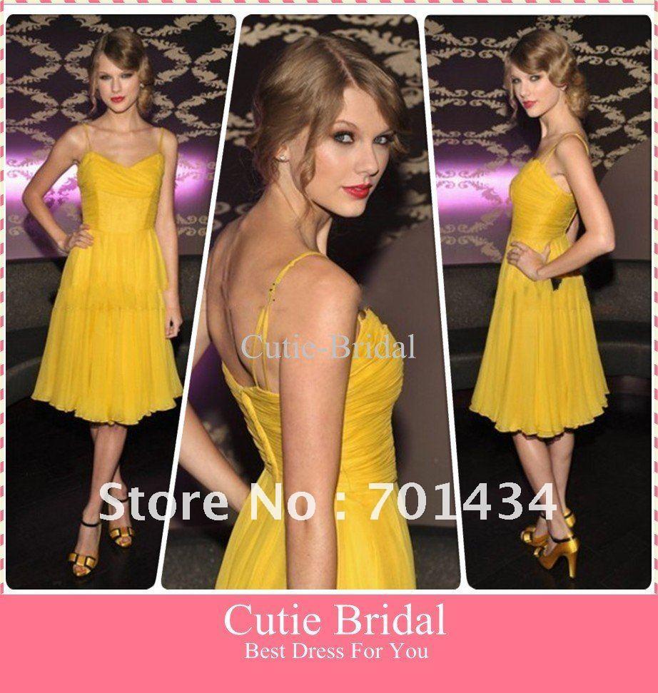 Celebrity Party Dresses - Ocodea.com