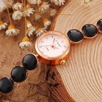Ladies Bracelet King girl watches A-9033 Quartz Women Rhinestone Watches Jelly watch Free shipping