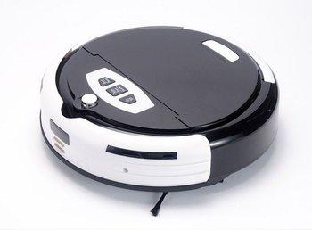 Robort Portable Automatic Smart Vacuum Cleaner Machine (EU Plug / 100~240V)