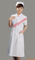 doctor nurse Summer short-sleeve white nurse clothing white coat beauty work wear uniform nurse pants