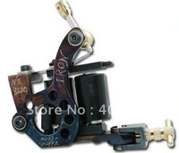 professional Mikey tattoo machine 10 wrap free shipping good quality iron casted