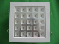 25W 110-240V HI-POWER LED KITCHEN CEILING LIGHT  THICK IRON  TRANSPARENT COVER COLORFUL LOW-CARBON