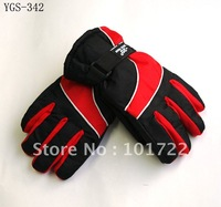 FREE SHIPMENT,Fashion mens ski gloves,women winter gloves,with five fingers,free size for men,cheap price and high quality