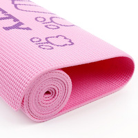 Hello kitty 4mm thickening slip-resistant kitty yoga mat