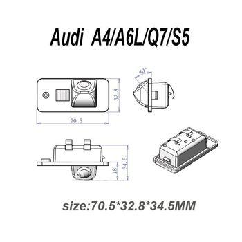 "Supernova Sales Wireless 1090K CCD 1/3"" 170 degree Parking camera for Audio A4 Reversing Backup Parking System Night Vision"