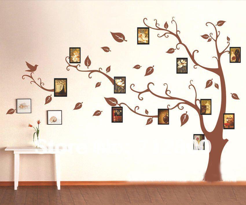 updated - Wandtattoo Wohnzimmer Baum