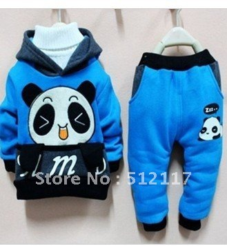free shipment and wholesale of Children's Suite,1pcs sweatshirt and trousers(China (Mainland))