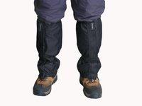 1 pair waterproof  outdoor hiking  walking climbing  snow legging gaiters