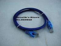 50pcs/lot 5FT 1.5M RJ45 Cat5 Cat5e Ethernet Patch Network Cable Free Shipping Wholesale