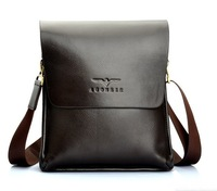 Special offer[100%GENUINE LEATHER] new leather man bag business package messenger bag leather backpack REE SHIPPING