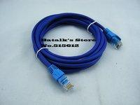 20pcs/lot 16.5FT 5M RJ45 Cat5 Cat5e Ethernet Patch Network Cable Free Shipping Wholesale
