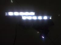 Bright high power 5led adjustable fog lamp car lamp daytime running lights
