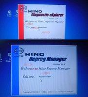 Hino Diagnostic Explorer + Hino Reprog Manager V3.0