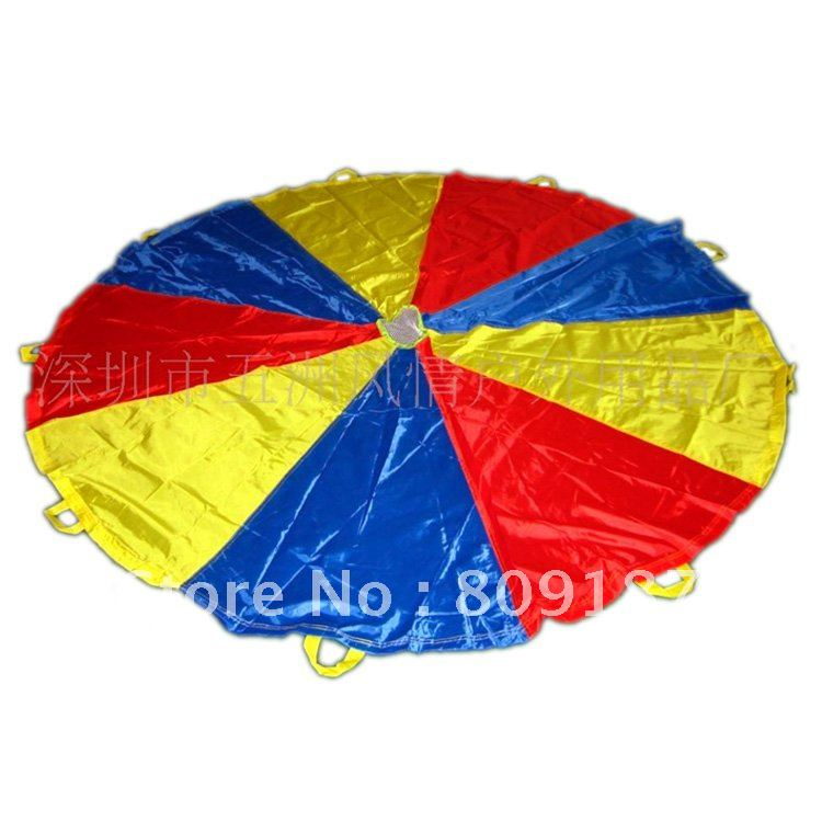dia.6 M kids play parachute for fun educational game(China (Mainland))