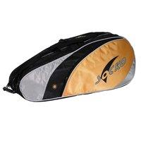 Nylon senior waterproof with 6 pack take set of pat bag double shoulder badminton pack 510