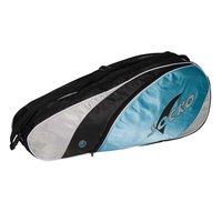 Nylon senior waterproof with 6 pack take set of pat bag double shoulder badminton pack 520
