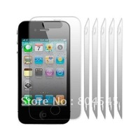 Free shipping cheap 100X New clear Screen Protector for AT&T iPhone 4 4G P01