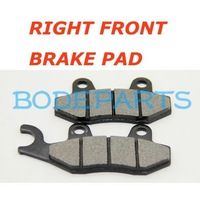 KAZUMA JAGUAR 500CC ATV RIGHT FRONT BRAKE PAD KAZUMA PART Wholesale and Retail