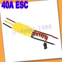 40A ESC Brushless Motor Speed Controller RC UBEC 4A 50A +Free shipping