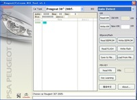 Pofessional Odometer  Peugeot And Citroen KM Tool PSA BSI Tool