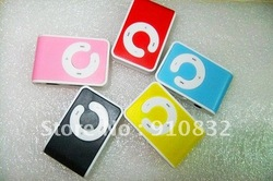 Wholesale Christmas gift-- mini C keys card clip MP3player support TF card, freeshipping 1000pcs/lot, only mp3 player(China (Mainland))