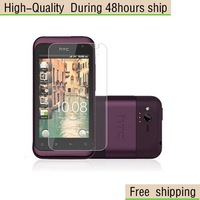 NEW Screen Protector  with Retail Package Clear For HTC Rhyme S510B G20  Free Shipping DHL UPS EMS HKPAM CPAM