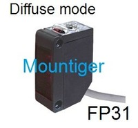 Photoelectric sensor Mountiger FP31 diffuse mode switching distance 800 mm PNP-NO & NC