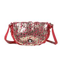 Oba bags 2012 women's bag women's messenger bag small messenger bag leather bag one shoulder 2202