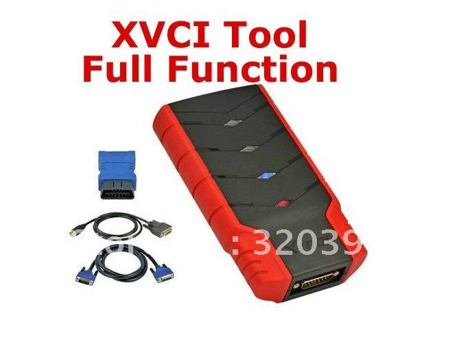Professional high quality XVCI Tool for Full Function can work with GM (Tech2win and GDS software),Ford vcm,gna600/HIM,SSM-III(China (Mainland))