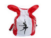 Dance backpack bag for women bag school bag sports bag child Latin dance 015 Send Christmas ornaments