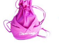 Dance backpack bag for women bag school bag sports bag child Latin dance 07 Send Christmas ornaments