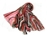 2012 classic British plaid scarf  Women's cotton scraf