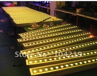 High power led wall washer light 24*3W RGB 3in1 outdoor bar light with IP65 6pcs/lot Free shipping by DHL/Fedex
