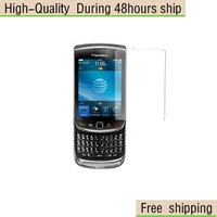 NEW Screen Protector  with Retail Package Clear For BlackBerry Curve 9800 9810 Free Shipping DHL UPS EMS HKPAM CPAM