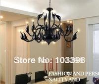 new items power 110v 220v to 12v transformer gu4 g4 12 head light swan pendant lights home indoor decoration lighting blacklight