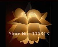 Hot Selling Nordic ikea knappa lotus PP droplight bedroom lamp PP light sitting room room dining-room lamp