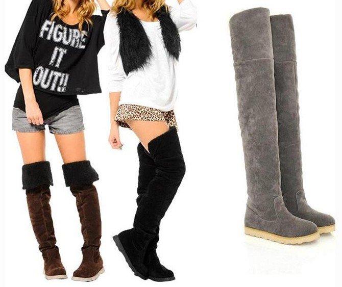 Womens Fashion Winter Boots   Santa Barbara Institute for