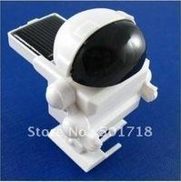 2012 hot sale, Solar Robot,Super simple assembly solar intelligent robot