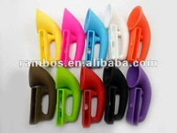 100pcs/lot Horn Stand Speaker Silicon Case for iPhone 5 5G free shipping