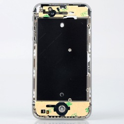 New full Assembly bezel housing middle frame Chassis Bezel for iphone 4S D0325(China (Mainland))
